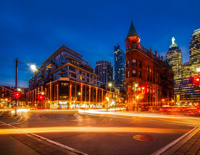 Where to live in Toronto?
