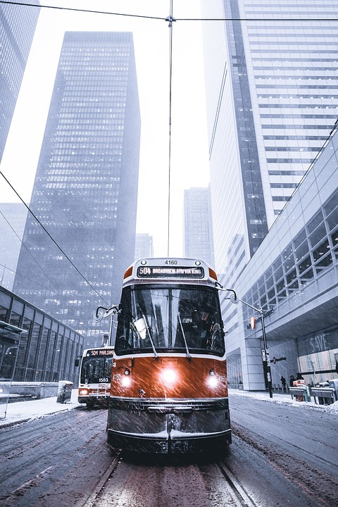 Remember to pick up a paper transfer if switching from the TTC to the streetcar like a true local!