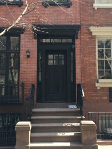 Prior to moving from Canada to NYC, secure the housing