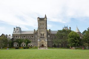 Toronto's attractions University of Toronto