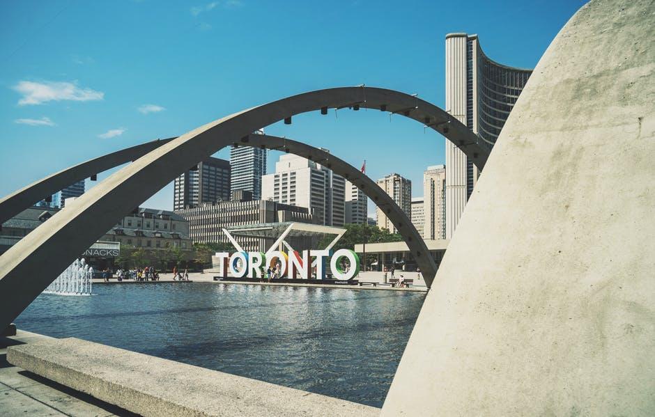 Toronto is a very big city full of beautiful neighborhoods