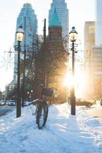 Winter in Toronto