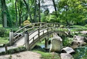 Botanical gardens make a great place to spend quality time with your family.