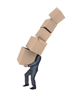 Getting quality moving boxes is one of the key point on your moving checklist