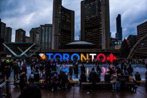 a view of Toronto