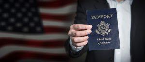 Passport of the United States of America