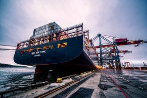 Sea fright ship