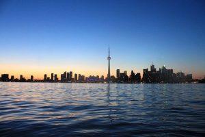Toronto City Canada Sky