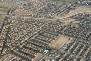 Suburbs of Las Vegas.